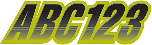 stiffie-techtron-black-jade-3-alpha-numeric-registration-identification-numbers-stickers-decals-for-