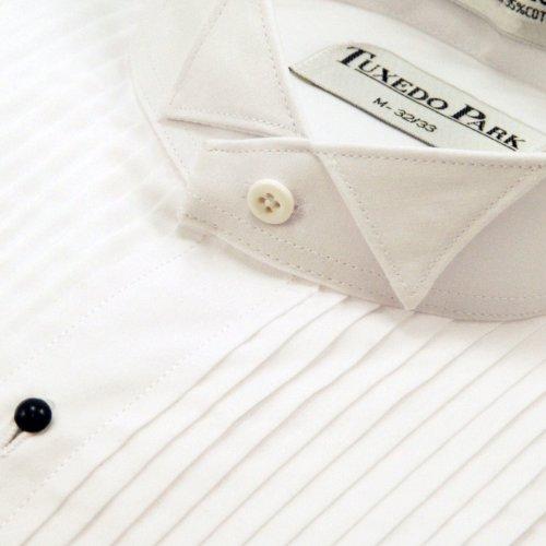 78f9b07faa9 Tuxedo Shirt- White Wing Collar 1 4