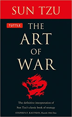 Amazon The Art Of War The Definitive Interpretation Of Sun