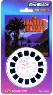 Hawaiian Islands - ViewMaster 3 Reel Set by View Master