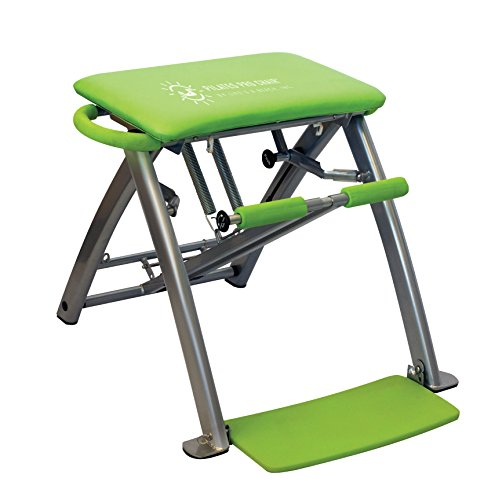 Pilates PRO Chair by Life's A Beach (Green) by Life's A Beach