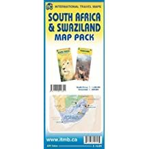 Map Pack - South Africa & Swaziland by ITMB Publishing Ltd. (2014-03-19)