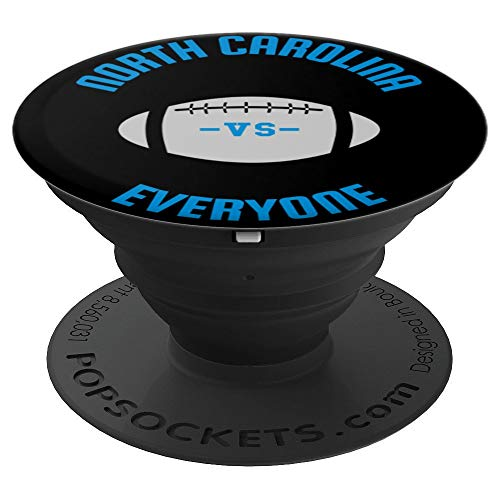 Season Stocking (North Carolina VS Everyone Season Men Women Perfect Gift - PopSockets Grip and Stand for Phones and Tablets)