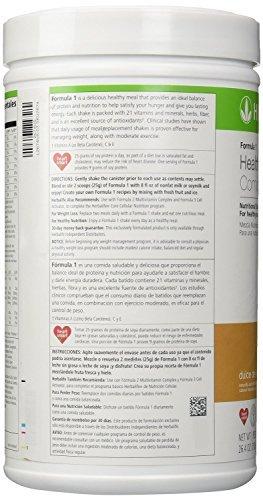 Herbalife Formula 1 Shake Mix - Dulce de Leche (750g) (Herbalife Formula 1 Nutritional Shake Mix Benefits)