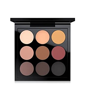 Eyes On MAC Semi-Sweet x 9 Eyeshadow Palette Semi-Sweet Times Nine