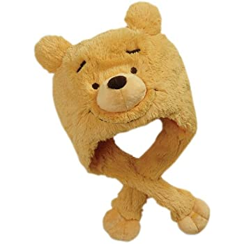 Amazon.com: Pillow Pets Authentic Disney Winnie The Pooh, Plush Hat: Home & Kitchen