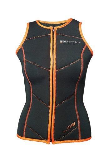 Waterproof Female Scuba Diving 3D Mesh Vest - 3DVEST-F-XSmall [並行輸入品]   B06XG2HZ67