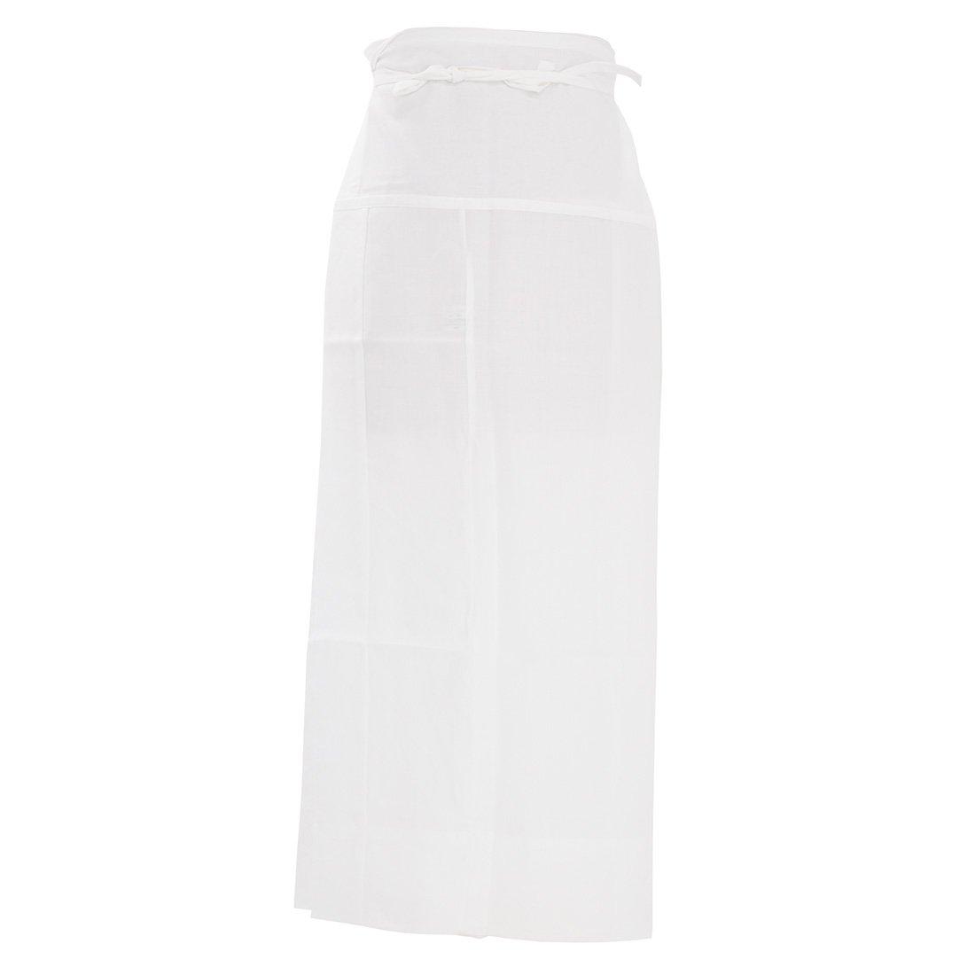 [あづま姿] ひんやりLINE裾除け 麻 女性 B013I5C23G Large