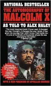 Books : As Told to Alex Haley Publisher: Ballantine Books