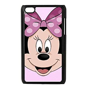 Ipod Touch 4 Phone Case Minnie Mouse Cell Phone Cases TYA484208