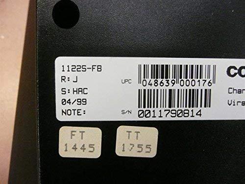 Certified Refurbished Comdial Uniysn 1122X-FB Black 22 Button Electronic Telephone