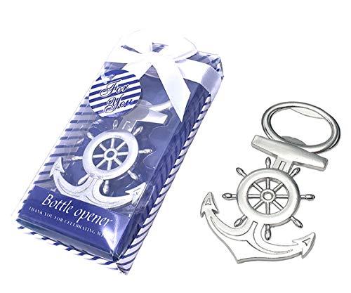 nautical anchor bottle opener - 3