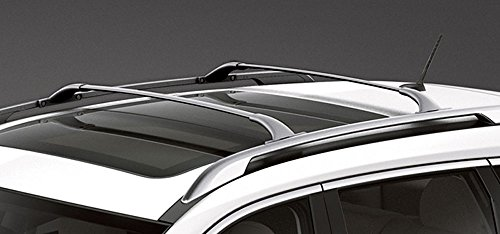 BRIGHTLINES 2014-2018 Nissan Rogue Roof Rack Cross Bar (Nissan Rogue)