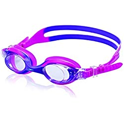 Speedo Kids' Skoogles Swim Goggle, Bright Pink, One Size