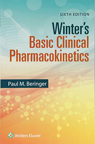 Winter's Basic Clinical Pharmacokinetics ()