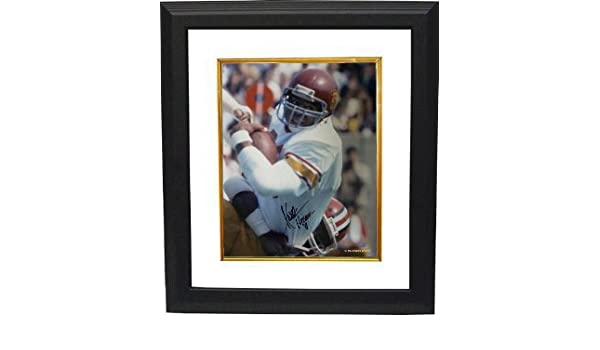 16520e03a20 Marcus Allen signed USC Trojans 16x20 Photo Heisman 81 Custom Framed at Amazon s  Sports Collectibles Store