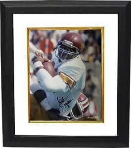 91ec4dcbeef Marcus Allen signed USC Trojans 16x20 Photo Heisman 81 Custom Framed ...
