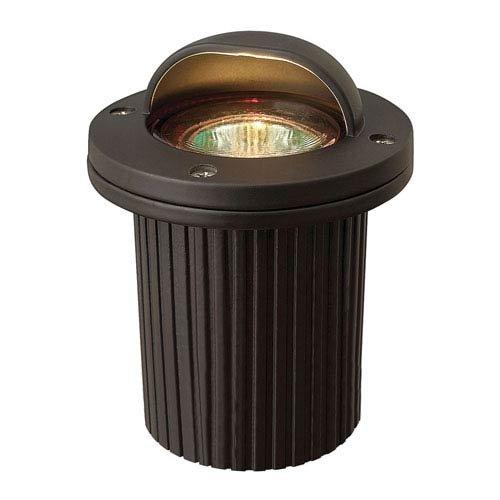 Hinkley Lighting 1595BZ Die Cast Aluminum Shielded MR16 50 Watt Maximum Well Light, Bronze
