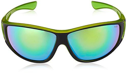 Adulto Gafas Bollé L Shiny Negro Highwood Unisex Shiny Black Lime Black RUnqxtnw