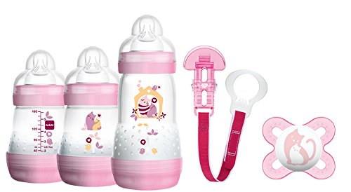 Mam 600122 Baby Starter Set for Girls MAM Babyartikel 28600122