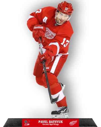 Pavel Datsyuk Detroit Red Wings Standz Photo Sculpture