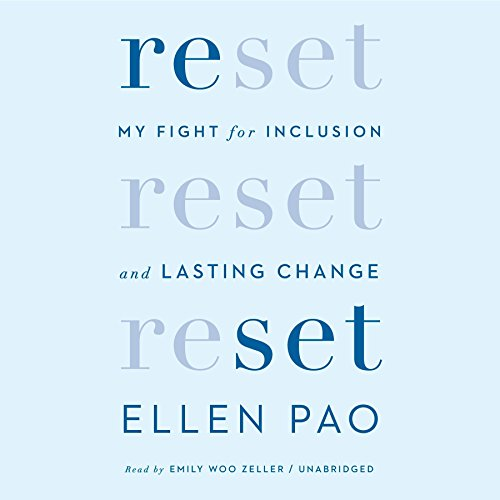 Reset: My Fight for Inclusion and Lasting Change by Random House Audio