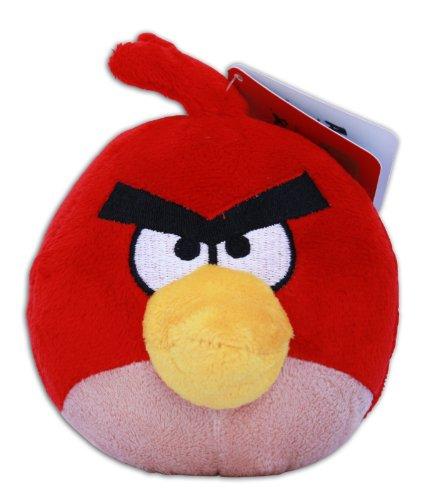 Pajaro-Rojo-Video-Juego-Movil-Angry-Birds-Mueco-Peluche-Red-Bird-10cm-Original-Rovio