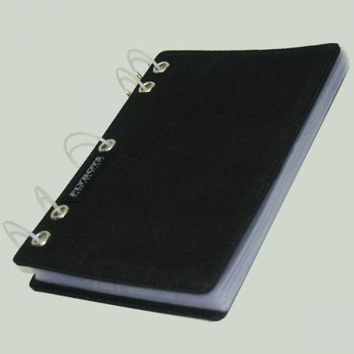 FlyBoys - Heavy-Duty Checklist Page Cover Set   - Pilot Binder