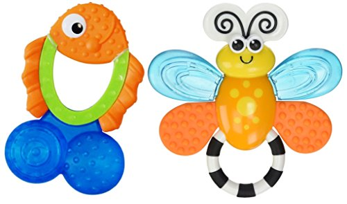 Sassy Flutterby Teether - 7