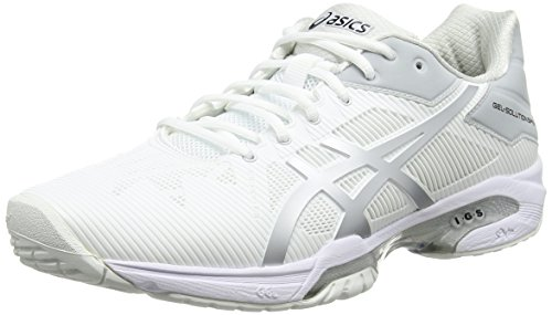 Multicolore Homme Speed solution Tennis whitesilver 3 Asics De Chaussures Gel Sq8Uxn1WRP