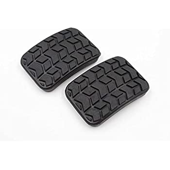koauto 2 pcs Brake Clutch Pedal Pad For Mazda Miata B09243028