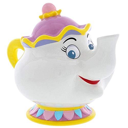 Enchanting DisneyNEY A29508 Caja de Dinero Senora Pott