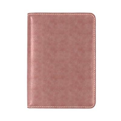 Brisper leather Passport Cover Holder Case Leather Protector for Men Women Kid good