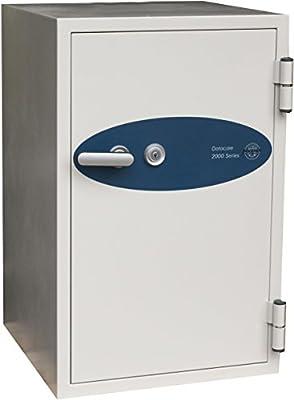Phoenix Datacare 1.5-Hour Key Lock Fireproof Media Safe - 1.22 cu ft