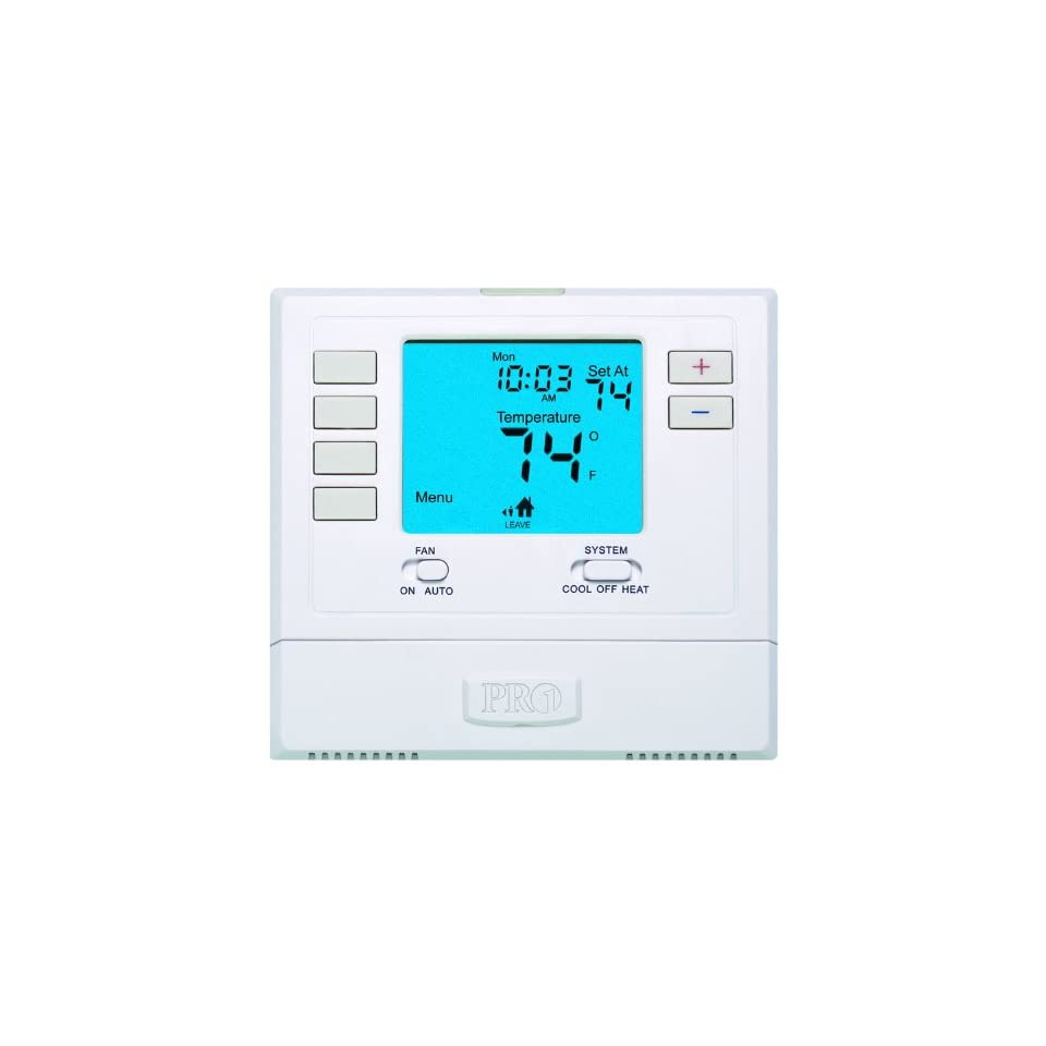 PRO1 T705 Single Stage NEW AL AC Air Conditioner Programmable Digital Thermostat