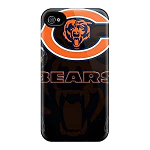 Atj5623qljl Tpu Case Skin Protector For Iphone 6 Chicago Bears With Nice Appearance