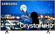 "Smart TV LED 58"" UHD 4K Samsung UN58TU7000GXZD Crystal UHD, HDR -"