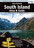 New Zealand, South Touring Atlas
