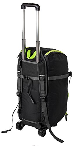 dbest products 01-688 Smart Backpack Black Green