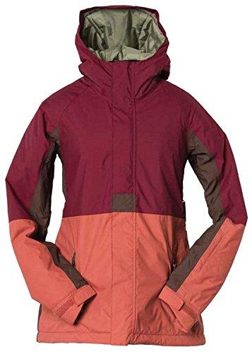 Bonfire Snowboarding Jacket - Bonfire Angels Rest Snowboard Jacket Womens Sz XS