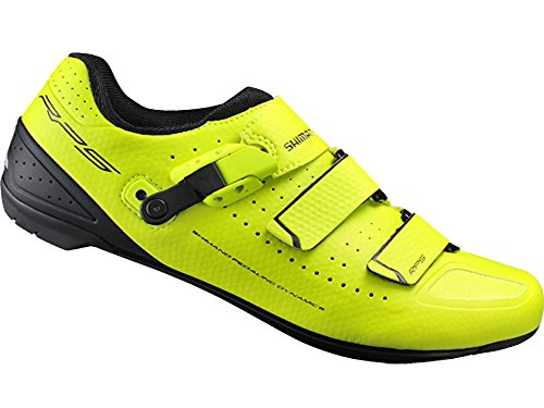 Shimano RP500SL SPD-SL Scarpe Road (Lime Yellow) (42)