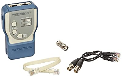 B&K Precision 231A Deluxe Multi-Network Cable Tester