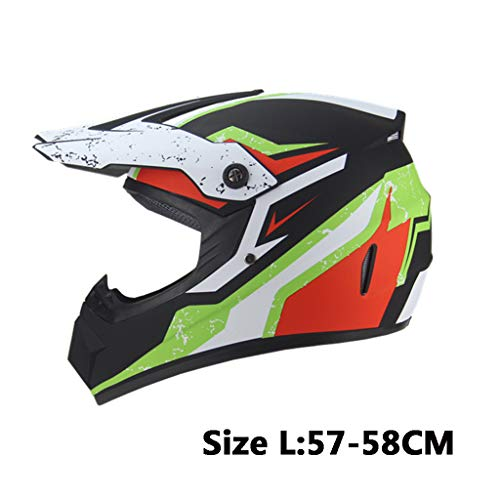 Panel Switch ABS Motobiker Helmet Classic Bicycle MTB DH RacingMotocross Downhill Bike - 946 Lever