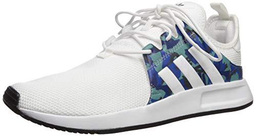 adidas Originals Unisex X_PLR Running Shoe, White/Black, 12K M US Little Kid (Childrens Running Shoes)
