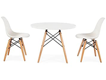 Famous Design Table Enfant Eames