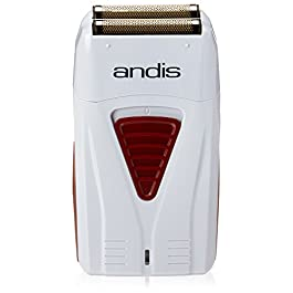 Andis 17150 Pro Foil Lithium Titanium Foil Shaver, Cord/ Cordless