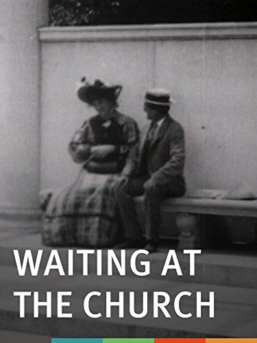 Waiting at the Church