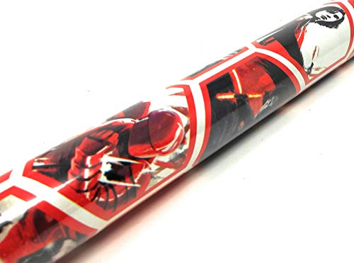 Christmas Wrapping Holiday Paper Gift Greetings 1 Roll Design Festive Star Wars]()