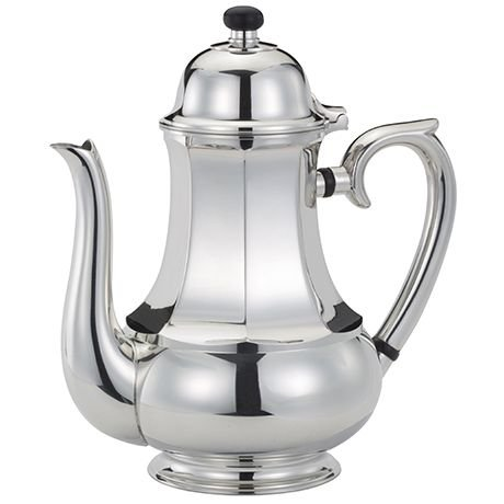 - Royal Selangor Hand Finished Sovereign Collection Pewter Coffee Pot
