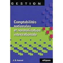 Comptabilites Nationales ET Normalisation Internationale